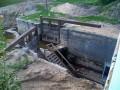 Remont śluzy w Mikaszówce