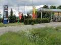 Stacja paliw za Jeleniewem